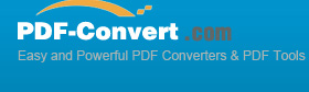Easy and Powerful PDF converters & PDF tools.